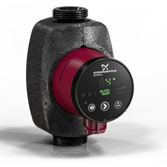Регулируемый циркуляционный насос Grundfos ALPHA2 32-40 180 мм