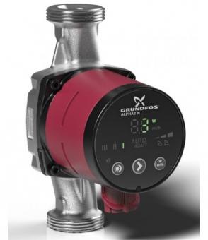 Регулируемый циркуляционный насос Grundfos ALPHA2 25-60 N 180 мм