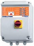 Станция управления EVOLUTION MONO для погружных скважинных электронасосов Pedrollo