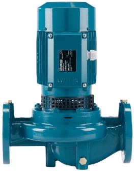 Вертикальный центробежный насос In-Line Calpeda NR 50/125F/A